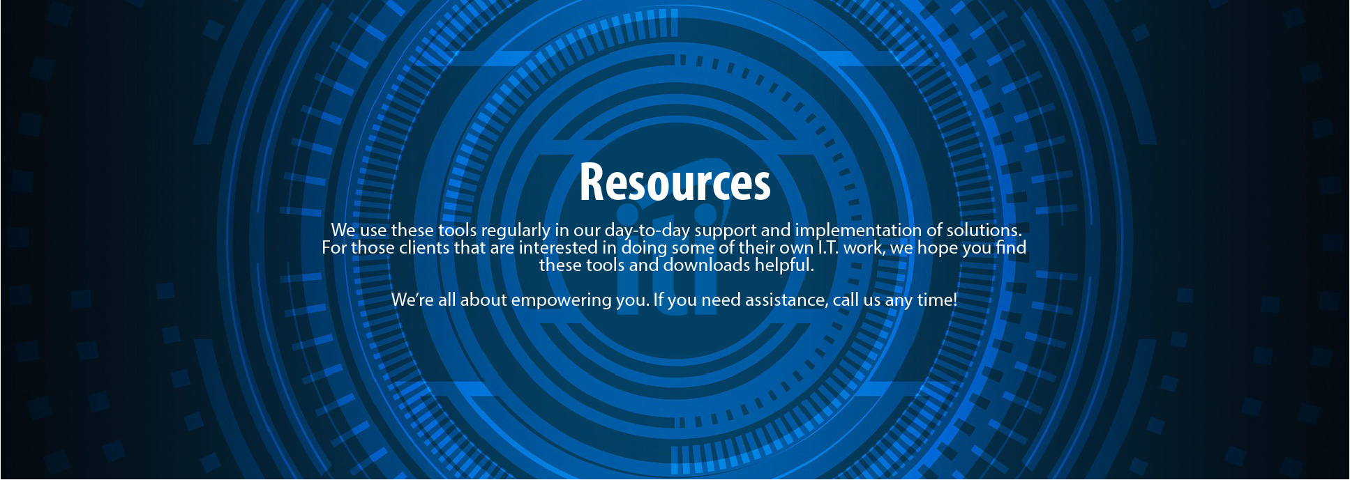 resources, it-resources, resources for computer it, iti-muskegon-michigan